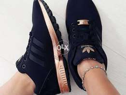 Adidas zx flux sneakers for girls