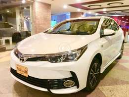 Toyota Corolla Altis 1.6 2017 end Facelift