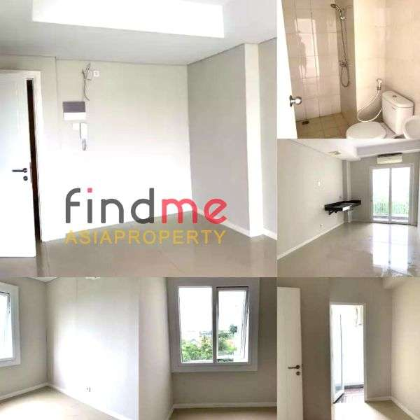 metropark residence - 2br unfurnished good new unit harga terbaik