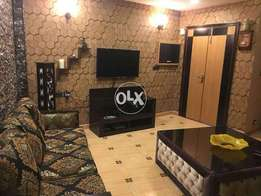 Luxury Furnished Apartment One Bed Bahria Town height 2 for rent ph4