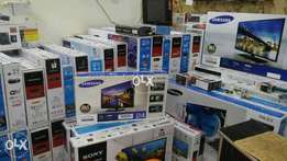 """All models of Samsung/sony are available """"1"""" year warranty"""