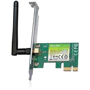 TP-LINK TL-WN781ND 150Mbps PCI Express Wireless | By Astikom
