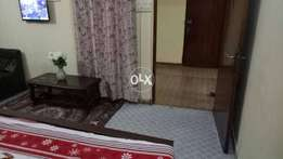 Dha one bed furnished only for bachelor job persons