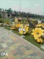 Bahria Orchard phase 4: 20 marla on ground plot 276g1, own 3 lacs
