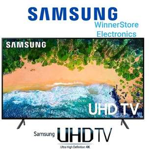 "PROMO!! New SAMSUNG SmartTV UHD4K 55""inchi #New Series7"