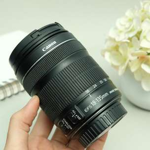 Canon EF-S 18-135 IS STM kode 0611H19