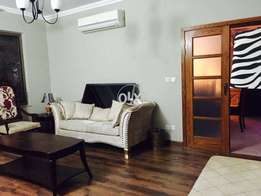 Dha Phase V Excellent Furnished Lower Lock Upper 3 bed near LGS