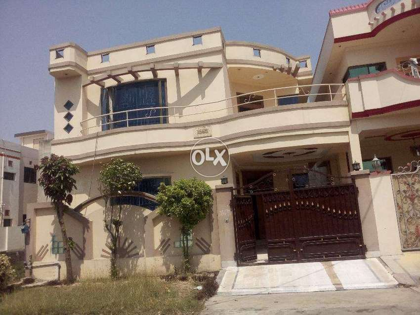 Fabulous Double Story House For Rent At Dc Colony Gujranwala Home Interior And Landscaping Mentranervesignezvosmurscom