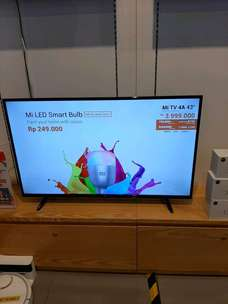 XIAOMI TV MI TV 43 inch DP murah (WA ONLY)