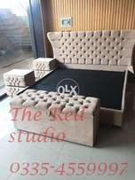 Bed Set fabricated