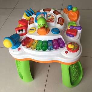 Weina Musical Activity Table