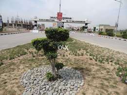 50x90 Plot Is Available For Sale In Block B Multi Gardens