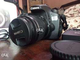 Canon EOS 60D dslr camera and with tow lens