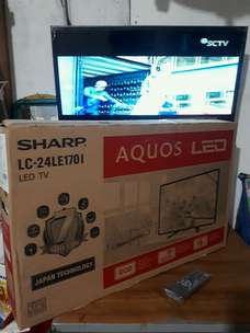 di jual tv 24 in