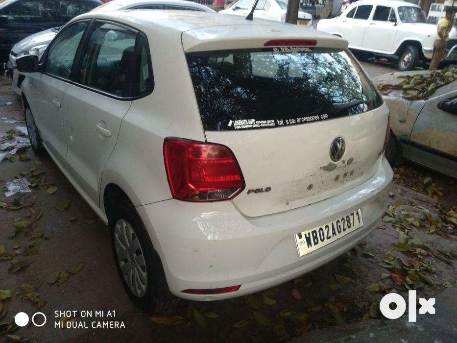 Vw Polo Comfortline Diesel 2014 Single Owner Company Owned