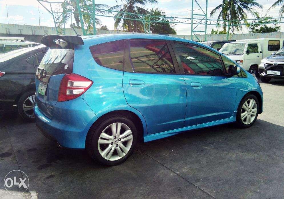 Honda Jazz Metallic Blue 2009 Model In Las Piñas Metro Manila Ncr