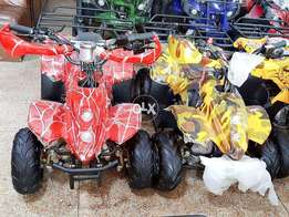 Automatic new small size atv quad bike for sell at ABDULLAH ENTERPRISE