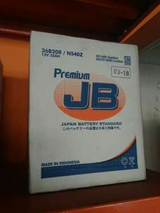 Family Battery Gamping #Aki Basah JB NS40Z