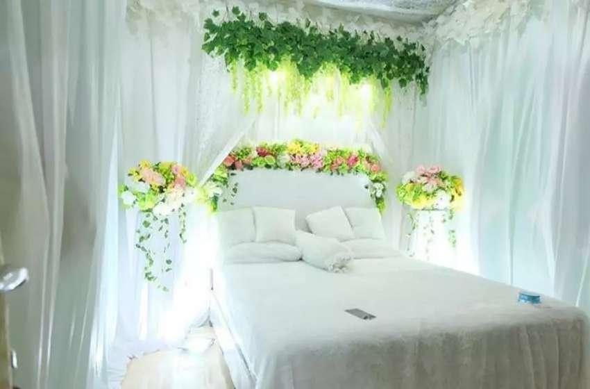 Dekor Kamar Pengantin Dekorasi Rumah 798579458