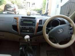 Toyota Fortuner diesel 62000 Kms 2011 year