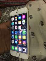 Iphone 6 gold factory unlock 16 gb immaculate condition