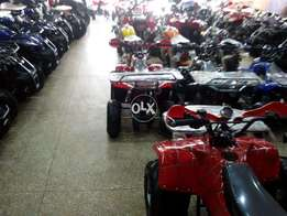 Huge stock of all recondition and brand new QUAD ATV BIKE for sell .