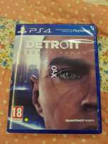 Detroit being human Ps4