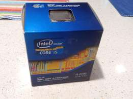 Processor Intel Core i5-2500 Sandy Bridge Quad-Core 3.7GHz Turbo Boost