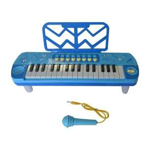 Little Musician Piano Microphone Mic