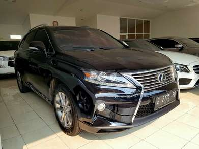 Lexus RX 350 2013 Good condition