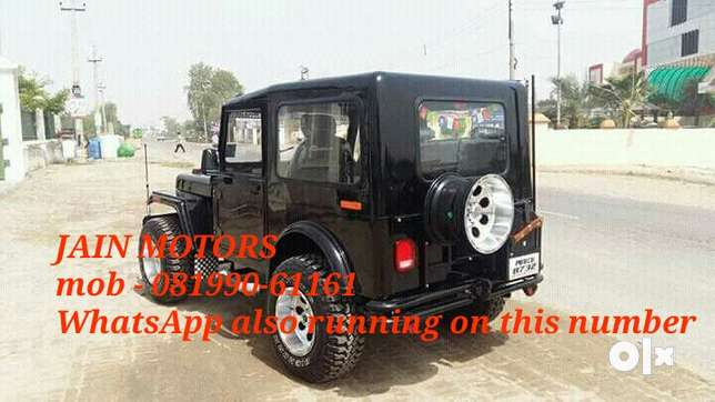 Ready jeeps on the customer choice..home delivery