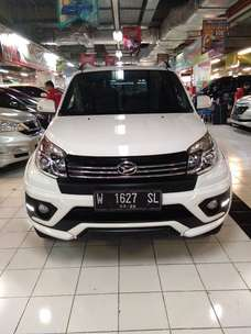Terios R Adventure 1.5 Manual 2017 #Favorit