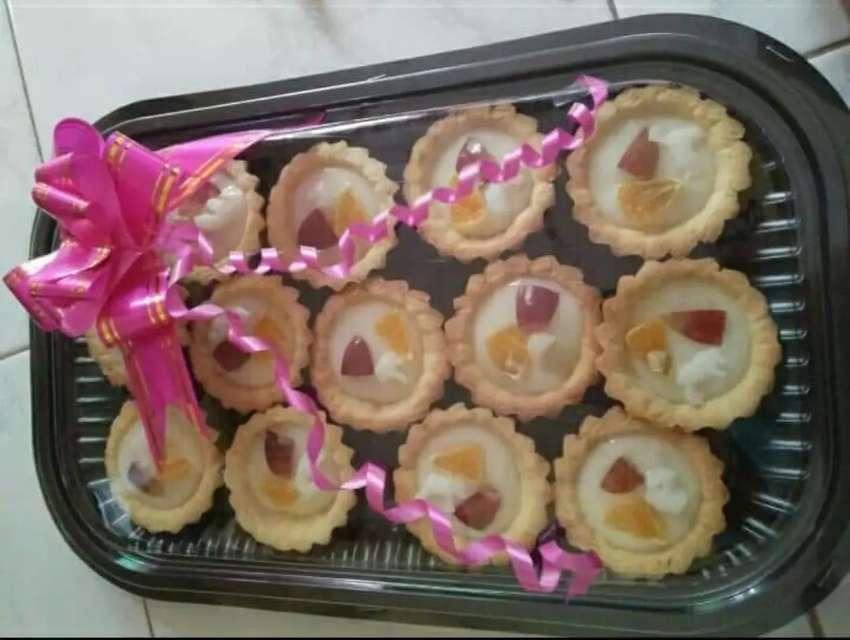 Kue Hantaran Lamaran Pie Buah Makanan Minuman 755497322