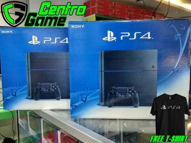 Free Ongkir Playstation 4 Fat 500GB Firmware 5.05