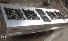 commercial kitchen stove brand new at factory price