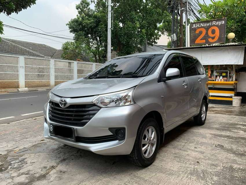 Toyota 2016 Models >> Antikk Low Km Toyota Avanza 1 3 2016 New Model Silver Manual