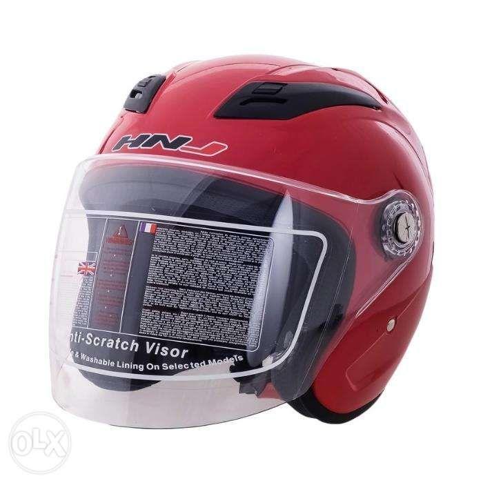 01b67f65 Motorcycle HNJ Helmet Half Face ICC Sticker in Manila, Metro Manila ...