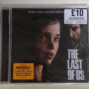 CD Soundtrack - The last of us - Playstation