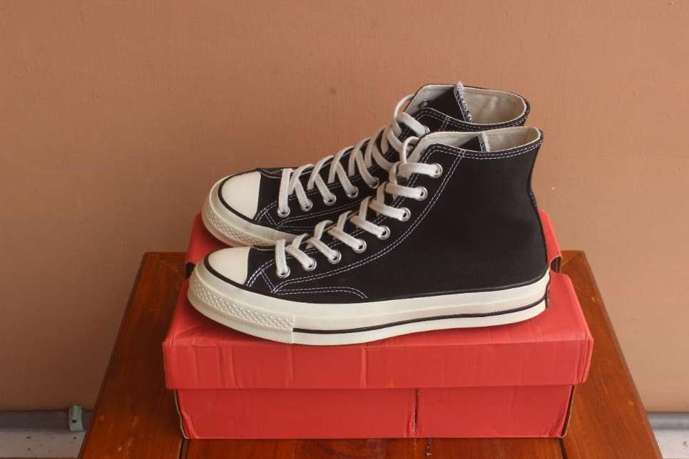 f1749139f835 Converse Original CT All Star 1970   70s Black Egret Hi - Bandung ...
