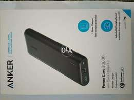 Anker PowerCore 20000mah Quick Charge 3.0