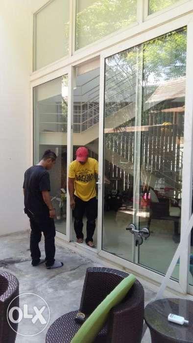 Glass Door Repair Swing Door Or Sliding Door In Manila