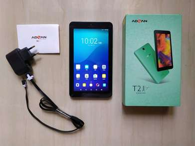 Tab Advan Vandroid T2J - 7 inch (WiFi only) FREE SanDisk SD Card 8Gb!