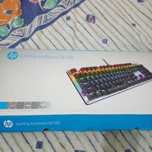 Gaming Keyboard Mechanical HP GK100