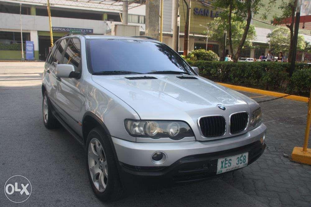 Bmw X5 2002 In Manila Metro Manila Ncr Olxph