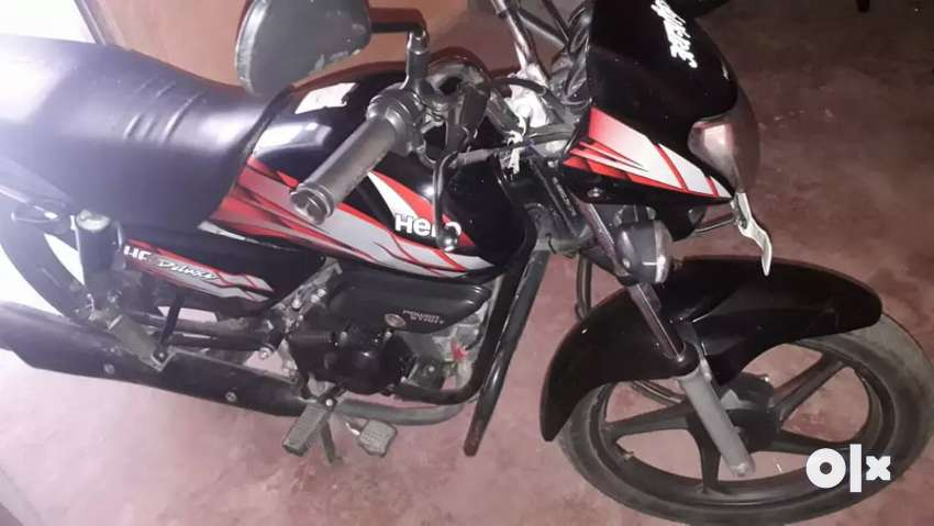 Hero Hf Deluxe Bike New Condition One Hand Used 2018 Model Motorcycles 1583353276