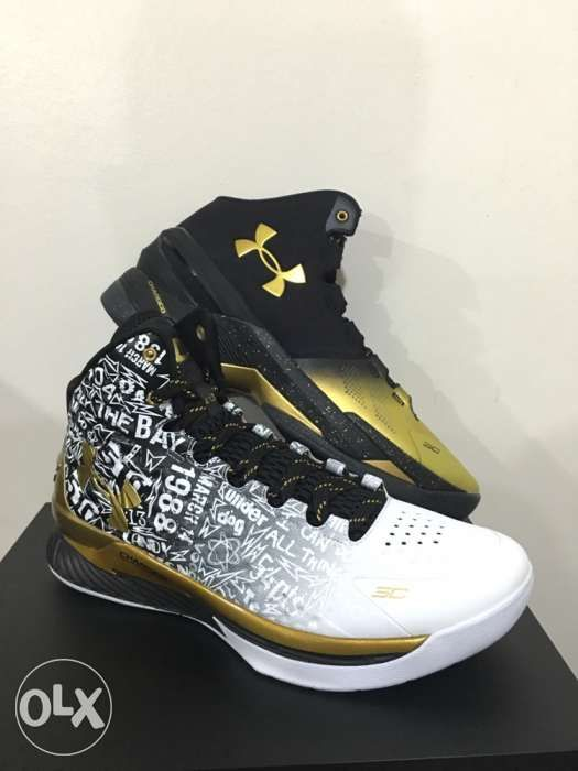 92e00525aef Under Armour Curry 1 and 2 Mvp pack size 11 in Quezon City