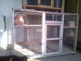 Cage size 2.5 length 5 feet height 3feet