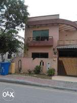 Ac ten Marla upper portion for rent in bahria town ph3