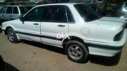 Galant Good Condition Chilled A.c Alloy Rims & Cng + Petrol