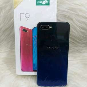 oppo new F9 4GB (only cash)